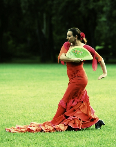 Vámos Veronika flamenco